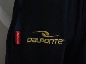 画像2: DalPonte スウェットパンツ ブラック