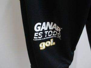 画像3: gol. コンディショニングギア サルエルパンツ ブラック
