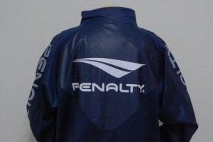 画像3: PENALTY トレーニングシレートップ&パンツ ネイビー