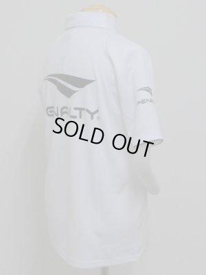 画像4: PENALTY  ジップポロシャツ ホワイト