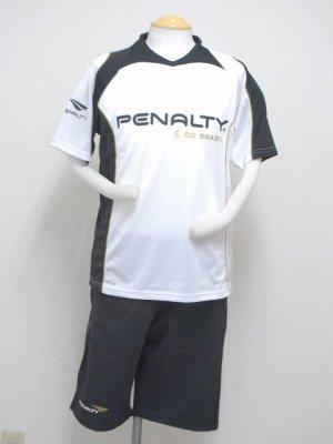 画像1: PENALTY ライトプラスーツ(上下セット) ホワイト
