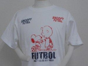 画像2: gol. 別注オリジナルPEANUTS Tシャツ ホワイト
