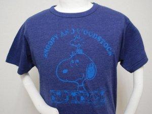 画像2: gol. 別注オリジナルPEANUTS Tシャツ ネイビー