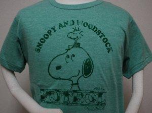 画像2: gol. 別注オリジナルPEANUTS Tシャツ ミント
