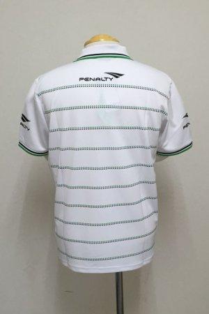 画像2: PENALTY ドットポロTシャツ ホワイト