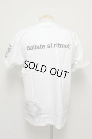 画像2: SPAZIO BENEフットサルTシャツ ホワイト