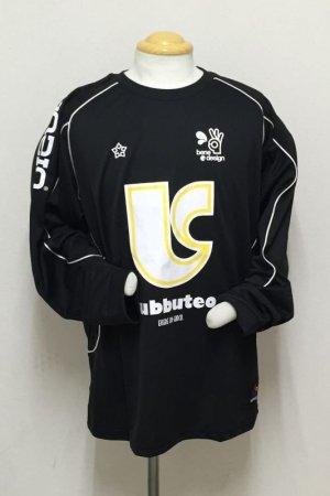 画像1: SPAZIO ロングTシャツ ブラック