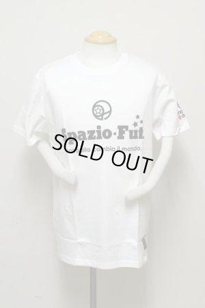画像1: SPAZIO BENEフットサルTシャツ ホワイト