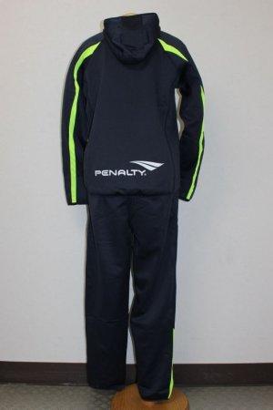 画像2: PENALTY トレスウェットパーカー&パンツ ネイビー