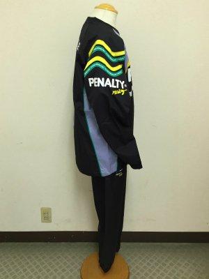 画像3: PENALTY ハイスピステスーツ ブラック