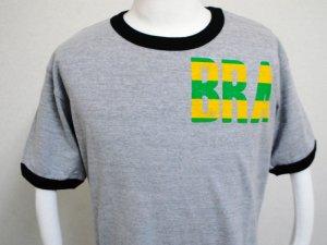 画像3: gol. BRA半袖Tシャツ GRY