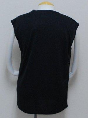 画像2: hummel インナーシャツ ブラック