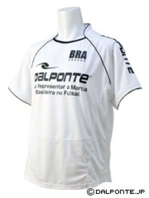 画像1: DalPonte プラクティスシャツ ホワイト
