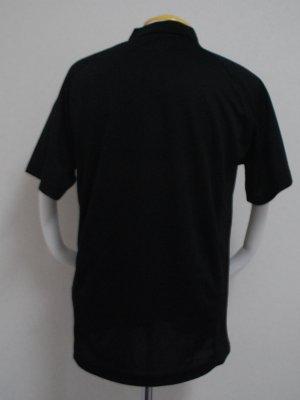 画像3: PENALTY ポロシャツ・エアロクール ブラック