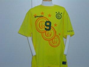 画像1: goleador SEMELHANTE(B) Tシャツ YEL