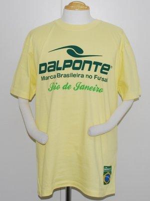 画像1: DalPonte Tシャツ117 イエロー