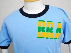 画像3: gol. BRA半袖Tシャツ SAX