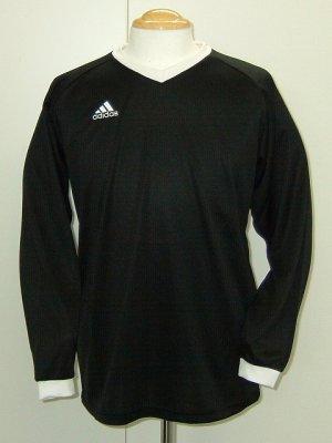 画像1: adidas KIDS BASIC TRシャツ ブラック×ホワイト