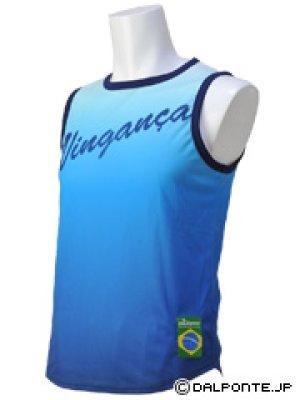 画像1: DalPonte 昇華タンクトップ 全3色(ブルー、グリーン、ブラック)