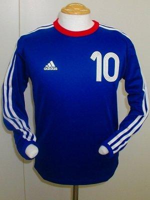 画像1: adidas JR CALCIO Tシャツ