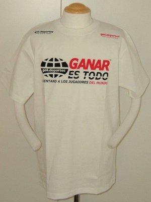 画像1: gol. 半袖Tシャツ ホワイト