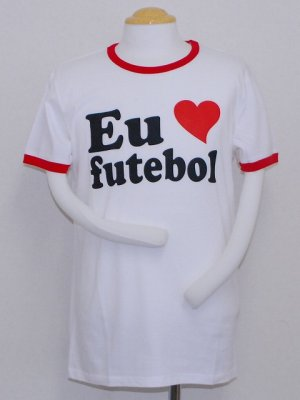 画像1: JOGARBOLA ショートスリーブTシャツ ホワイト