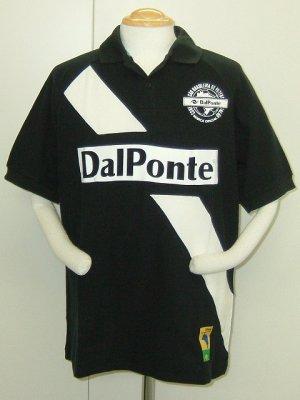 画像1: DalPonte ポロシャツ202  ブラック
